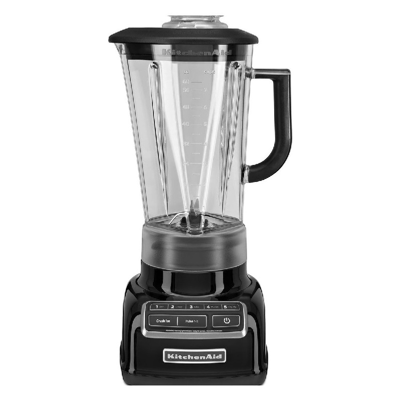 LIQUIDIFICADOR 5 VELOC POLIBLACK KITCHENAID   KUA15AEANA