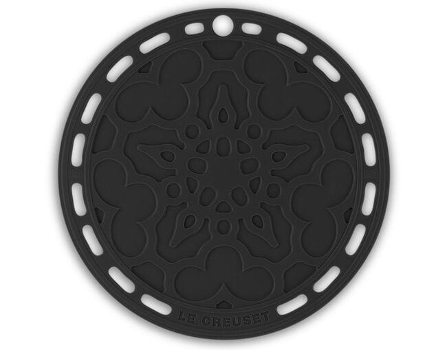 NOVO SUPORTE SILICONE BLACK ONIX LE CREUSET   9300730014