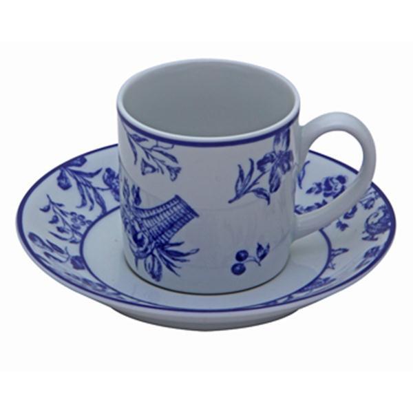 XICARA CAFE C PIRES CHINTZ AZUL VISTA ALEGRE   21107164