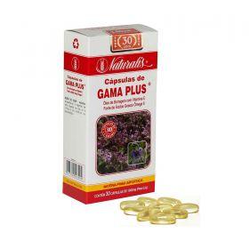 Gama Plus Naturalis 30 Cápsulas
