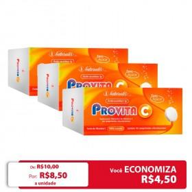 Kit 03 Vitamina C Provita C Naturalis