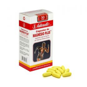 Magnésio Plus® Naturalis 60 Cápsulas