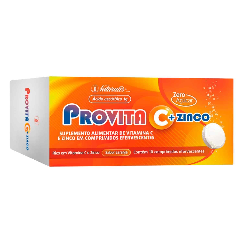 Vitamina C Provita C + Zinco Naturalis