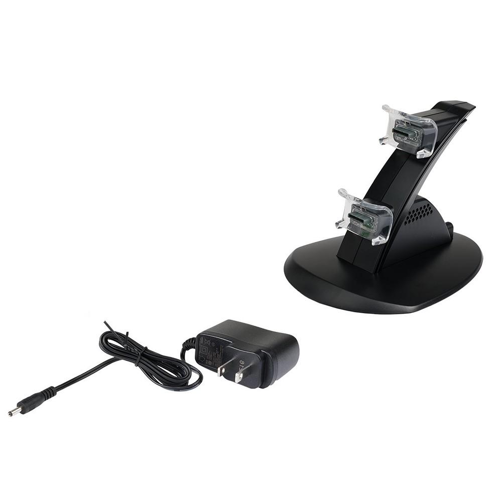 Base Carregadora para 2 controles PS3 Energizer (Usado)