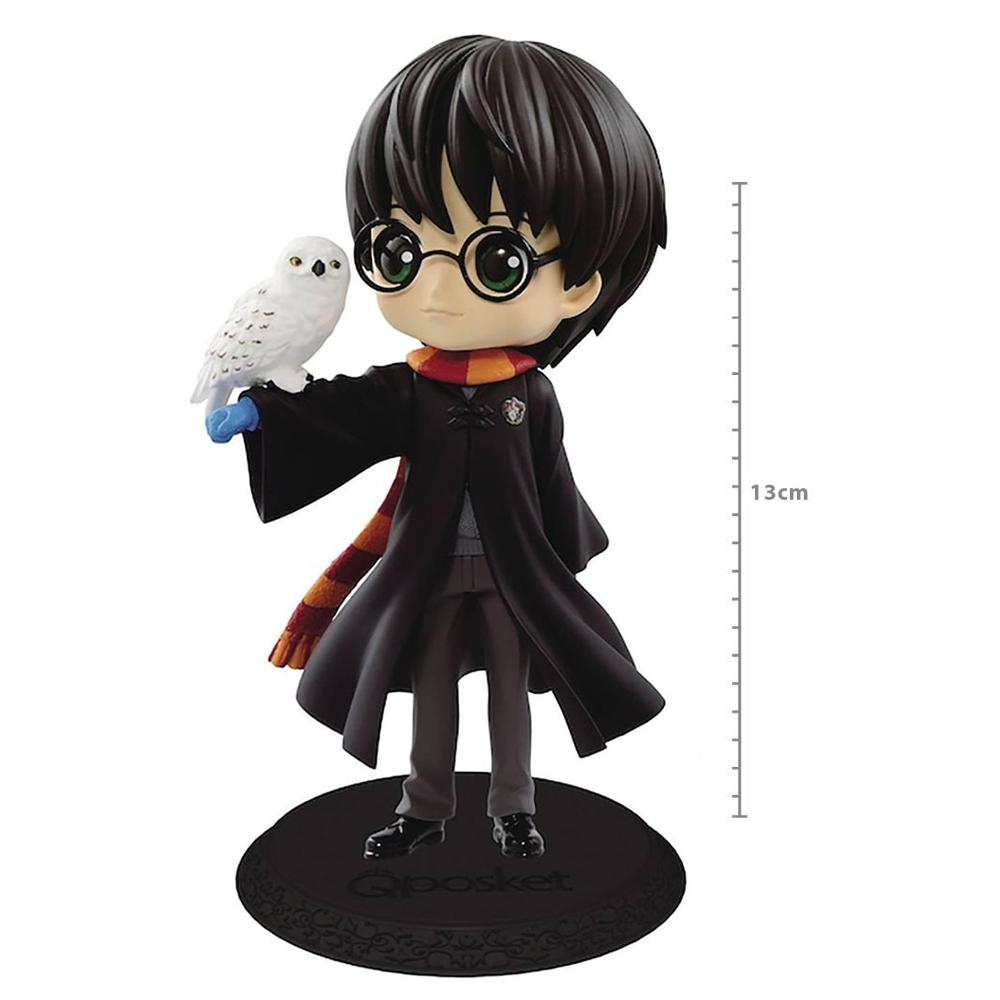 Boneco Action Figure Harry Potter, Harry Potter II, Q Posket 58940 - Banpresto