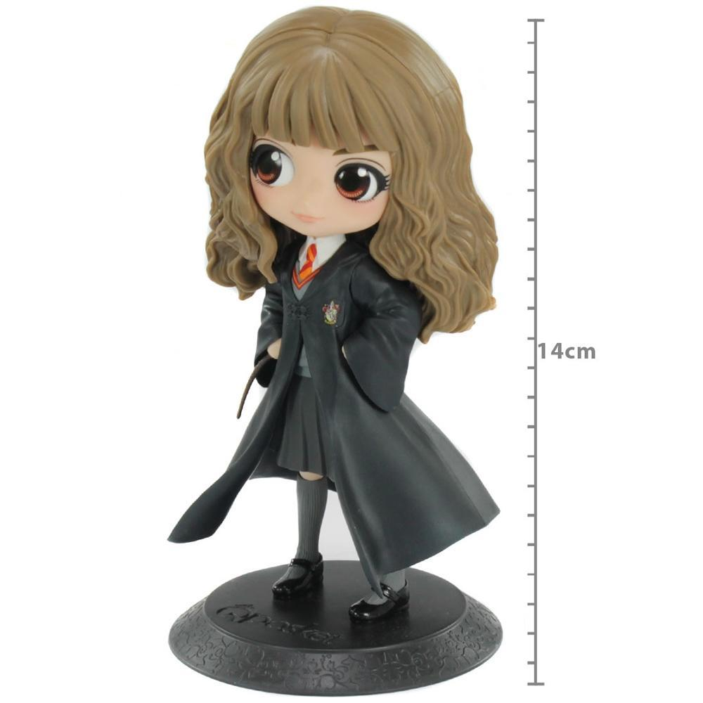 Boneco Action Figure Harry Potter, Hermione Granger II, Q Posket - 29354 - Banpresto