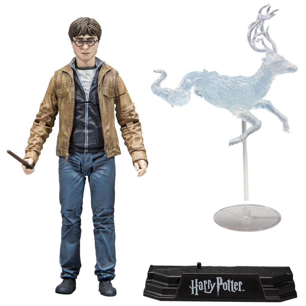 Boneco Action Figure Harry Potter Wizarding World Harry Potter - McFarlane 13301