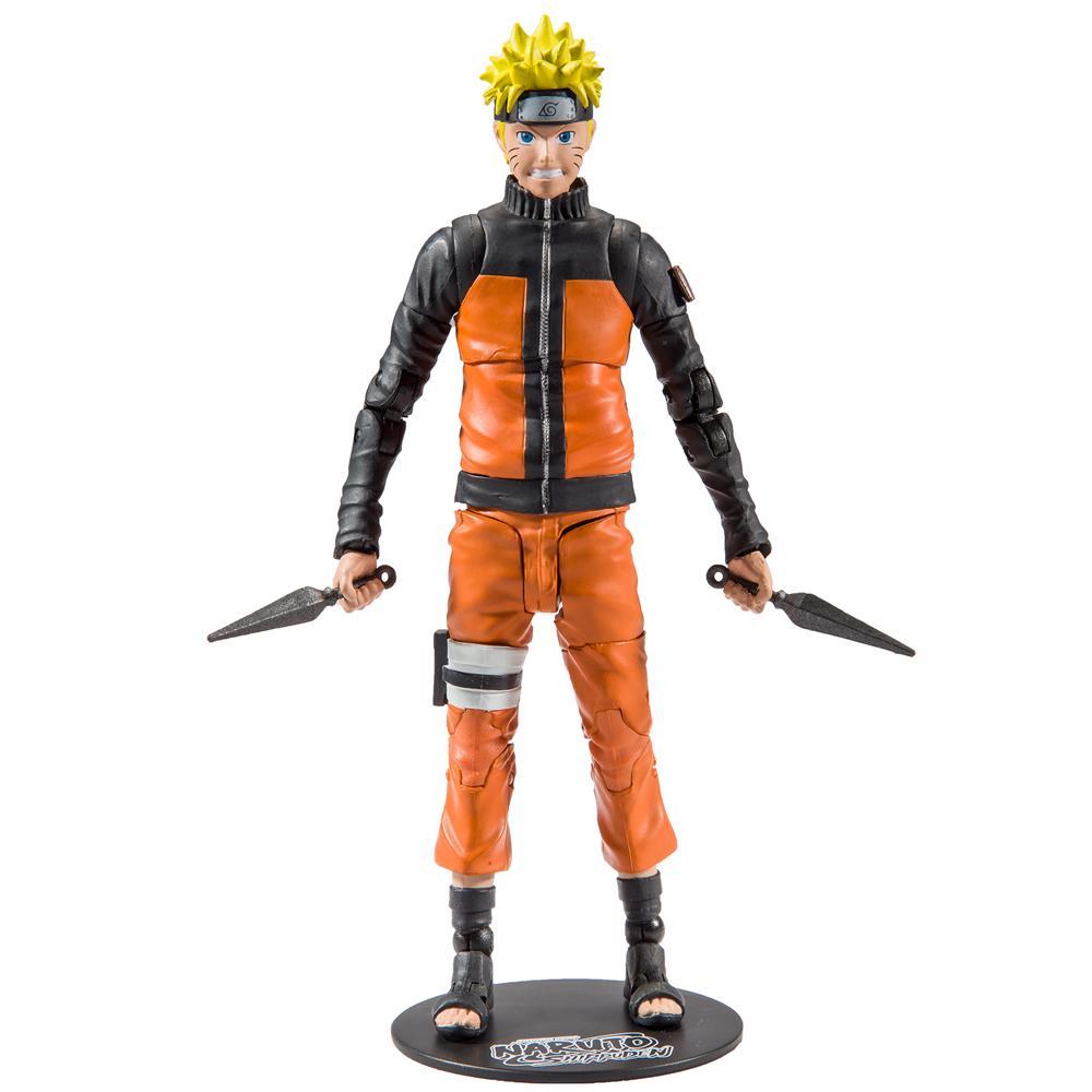 Boneco Action Figure Naruto Uzumaki - McFarlane 10751