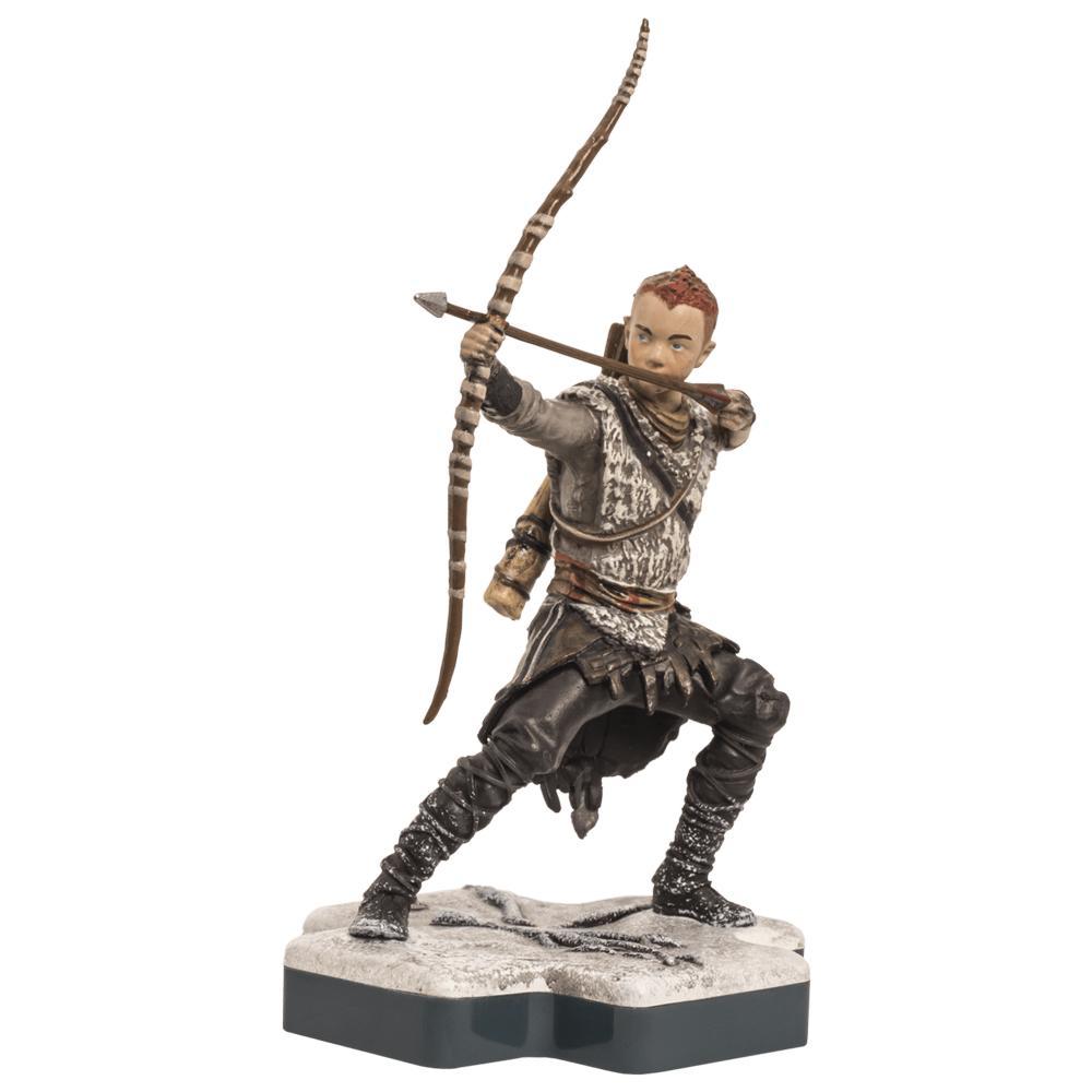 Boneco Action God Of War Atreus - Totaku