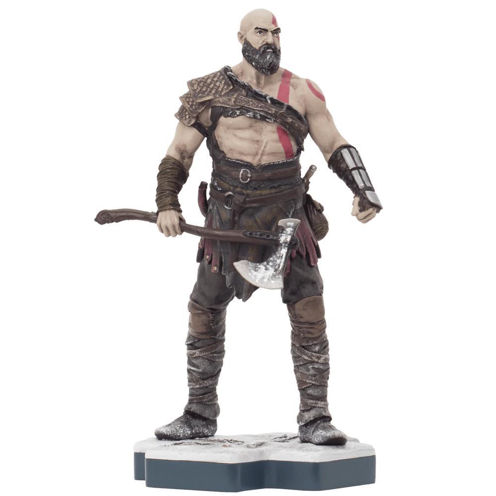 Boneco Action God Of War Kratos - Totaku