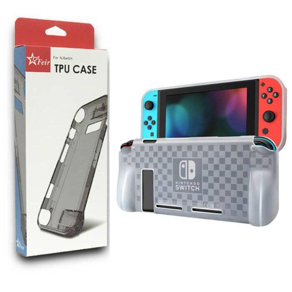 Capa Protetora Silicone Tpu Feir Fr-391 para Nintendo Switch