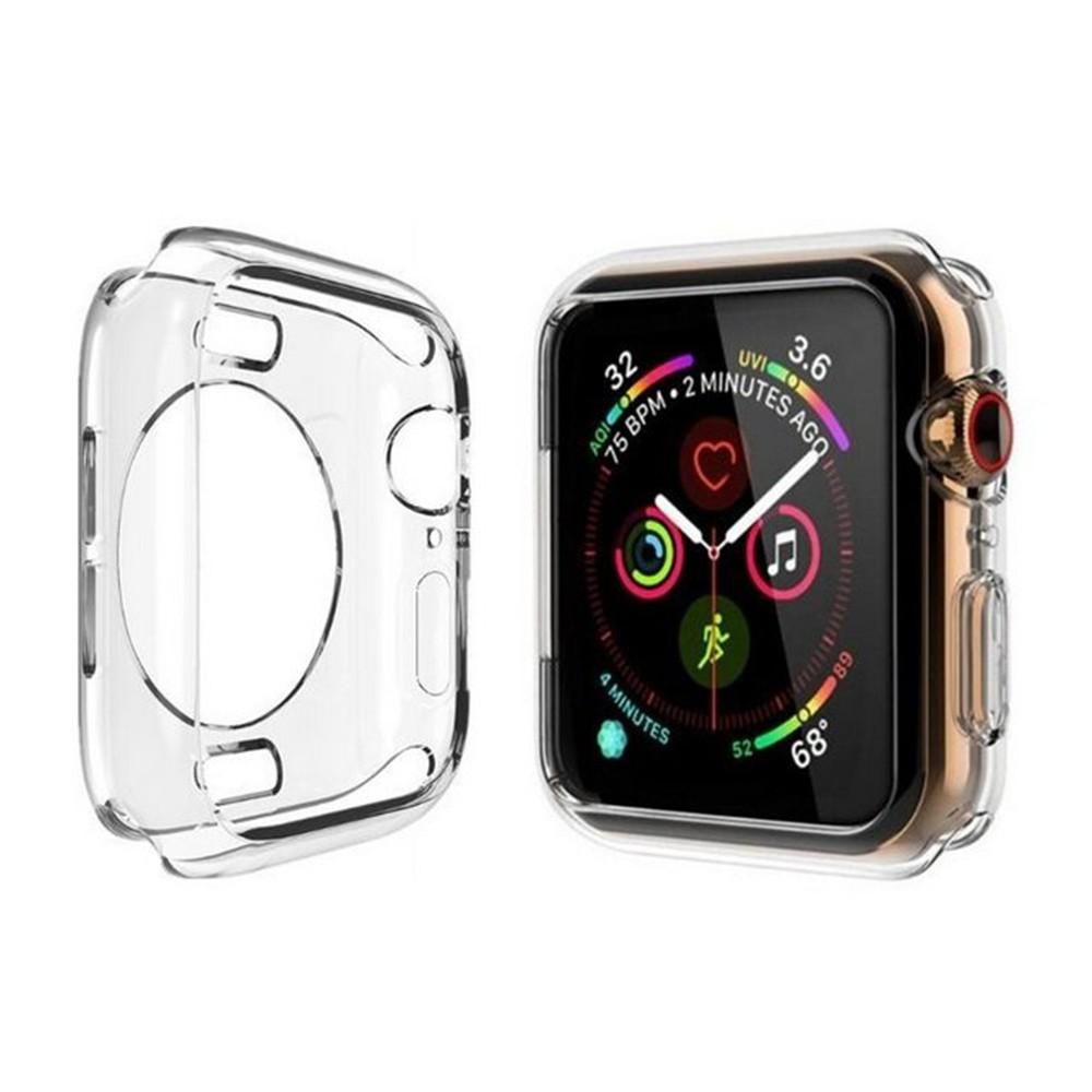 Case para Apple Watch 4 Transparente 44MM Flexinter