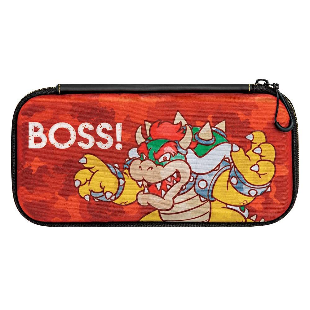Case para Nintendo Switch Super Mario Bros Bowser Camuflado Vermelho - PDP
