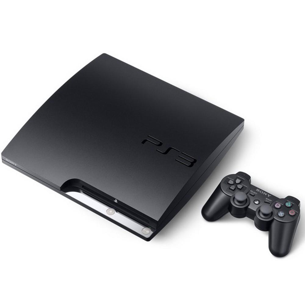 Console PlayStation 3 120GB - Modelo CECH-2001A Sony (Usado)