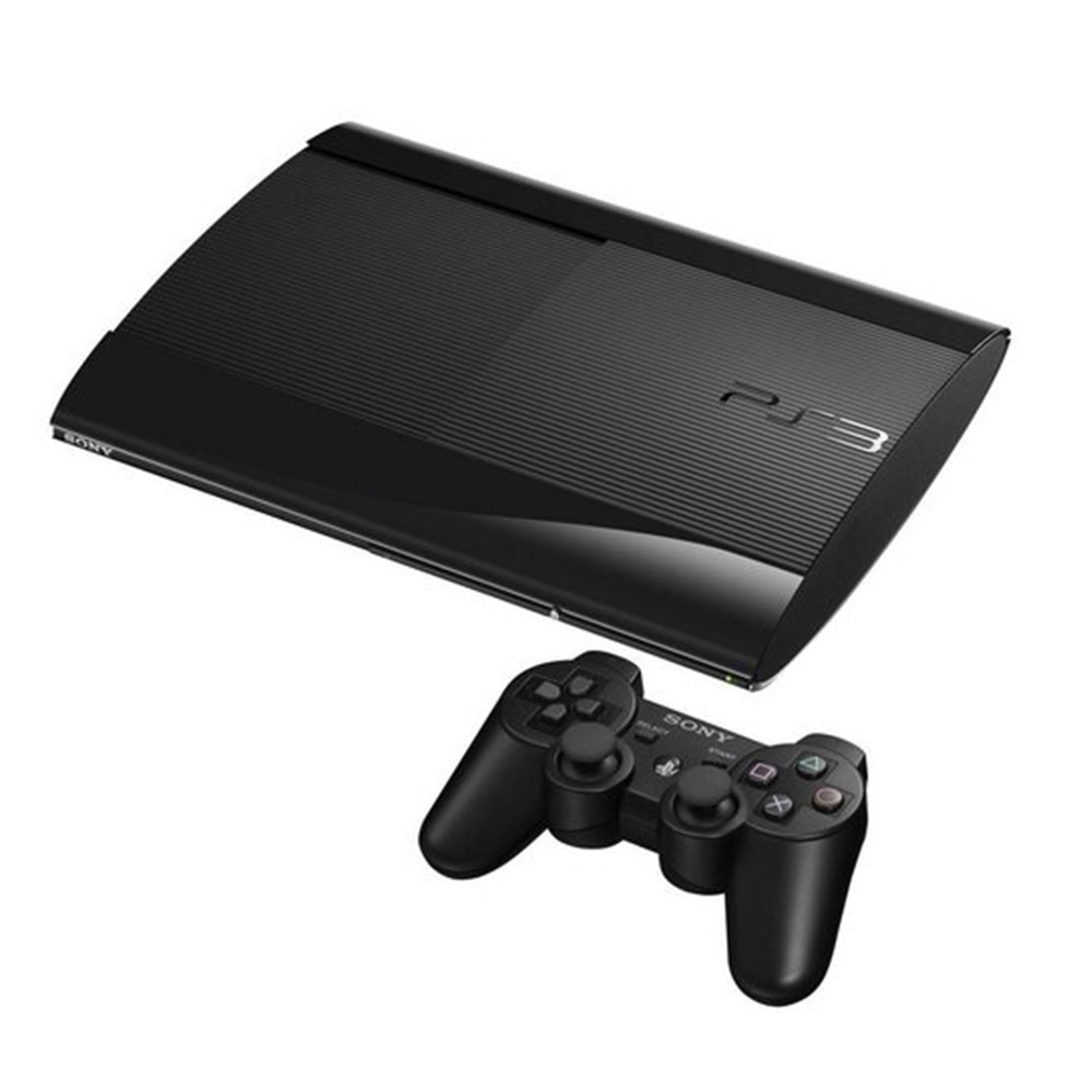Console Playstation 3 Super Slim 250GB - Modelo CECH-4001B Sony (Usado)