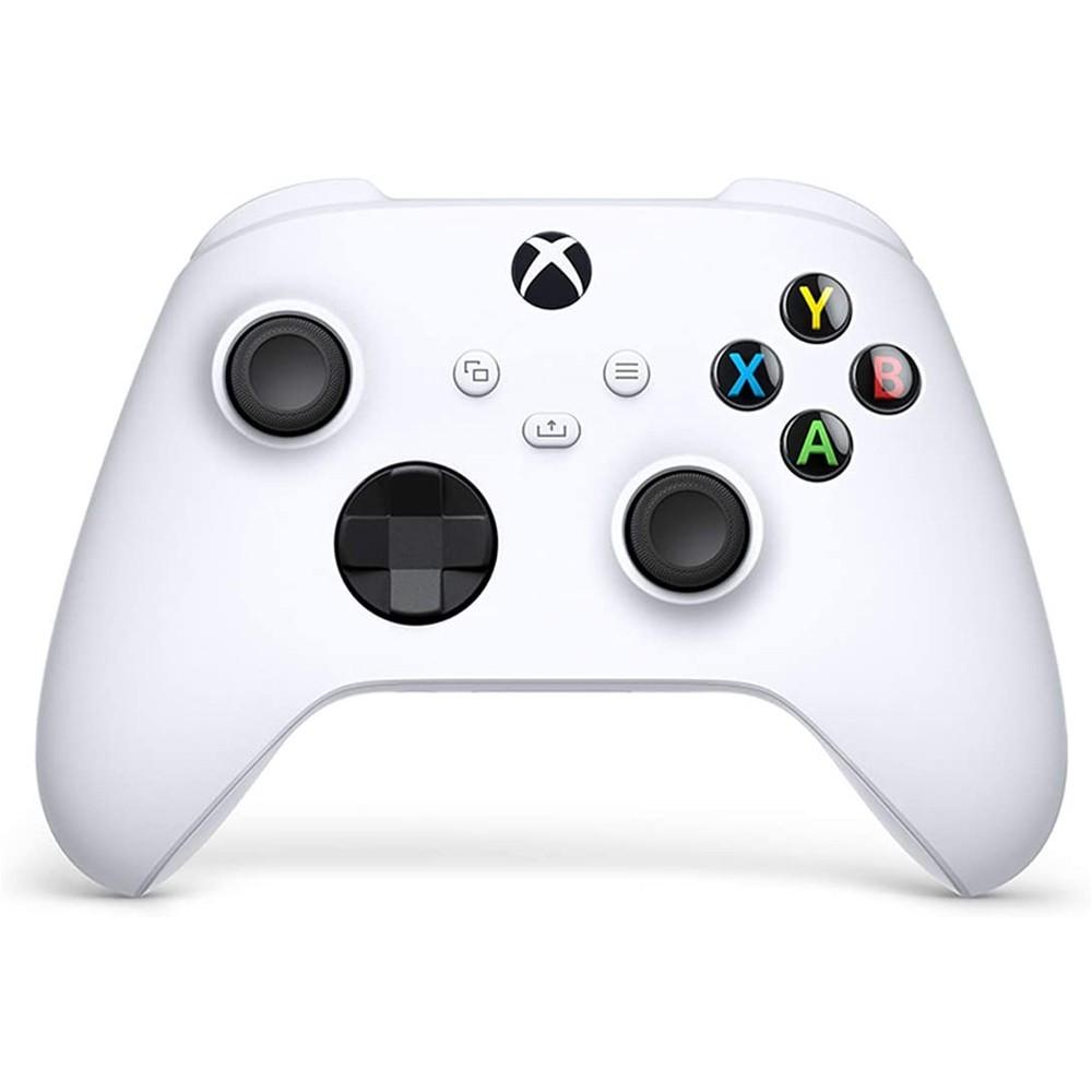 Controle Microsoft Xbox Series X/S Sem Fio Branco