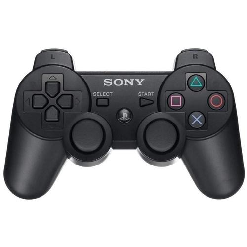 Controle Dualshock 3 Compatível para PS3 - Preto