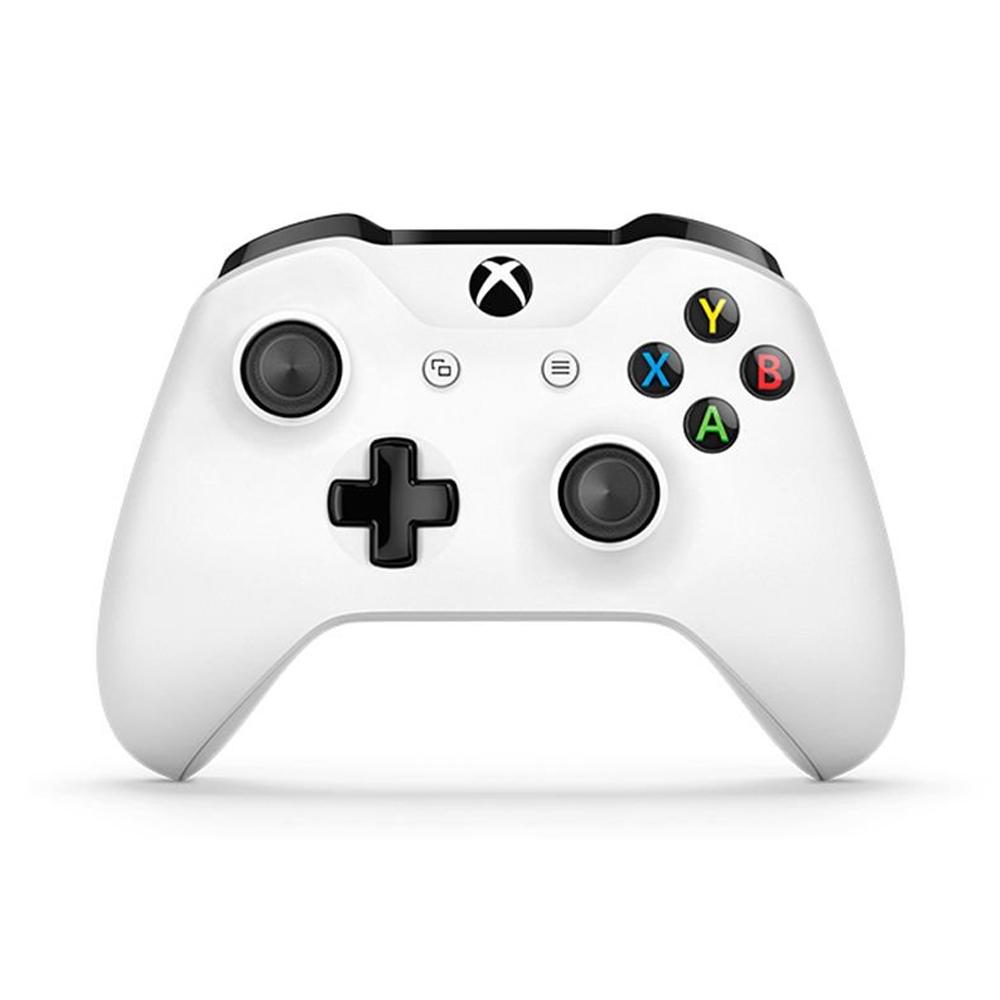 Controle Xbox One S Wireless Bluetooth Branco - Microsoft Embalagem OEM