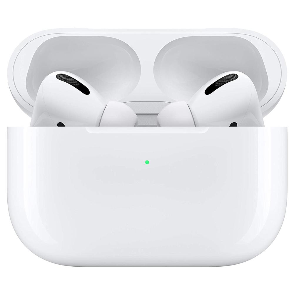 Fone de Ouvido sem Fio Apple AirPods Pro com Case de Carregamento Wireless - Branco