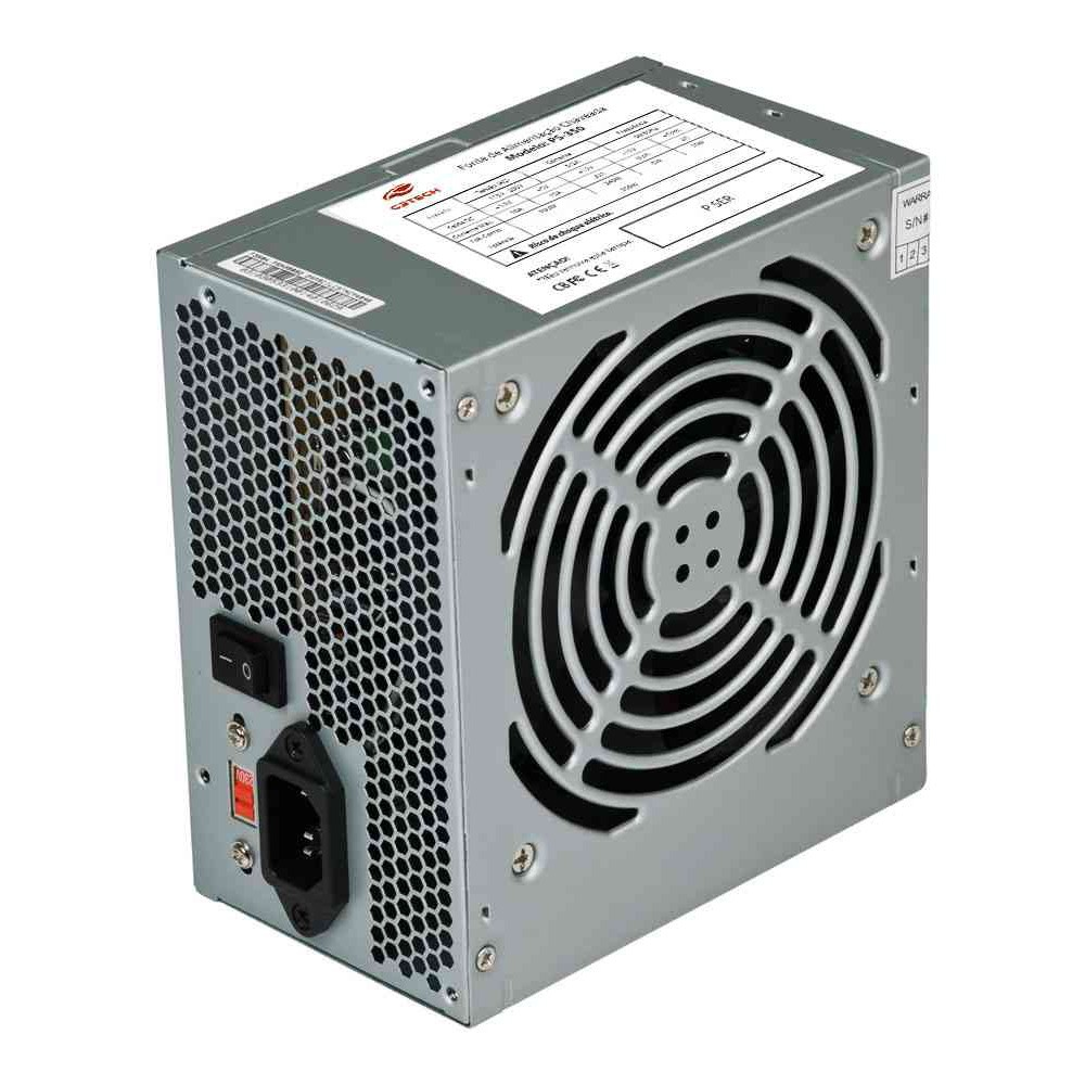 Fonte ATX 350W PS-350 C3Tech (sem cabo)