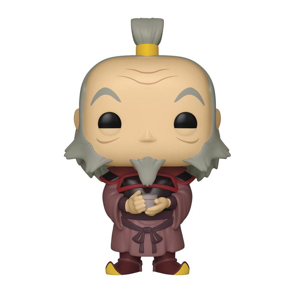 Funko Pop Avatar Iroh 539