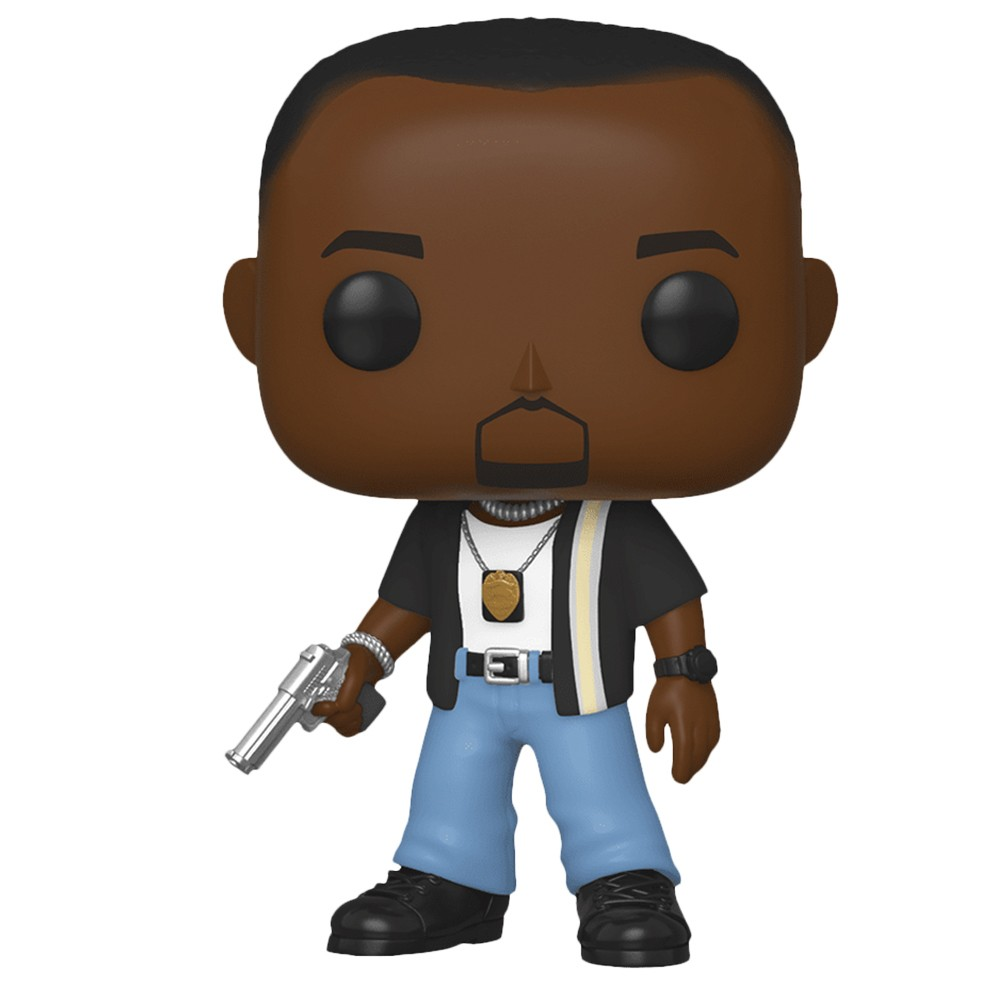Funko Pop Bad Boys - Marcus Burnett 870