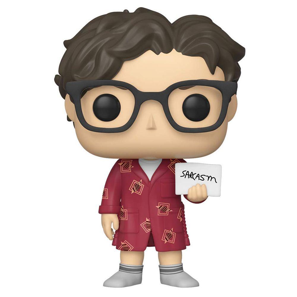 Funko Pop Big Bang Theory - Leonard Hofstadter In Robe 778