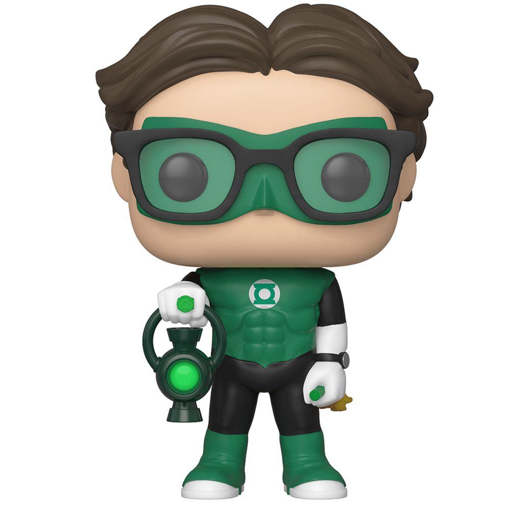 Funko Pop Big Bang Theory - Leonard Lanterna Verde Exclusivo 836