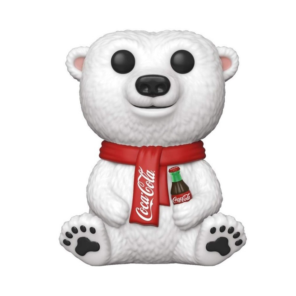 Funko Pop Cola-Cola - Urso Polar Coca-Cola 58