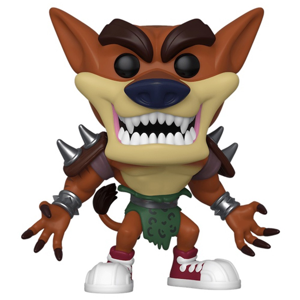 Funko Pop Crash Bandicoot - Tiny Tiger 533