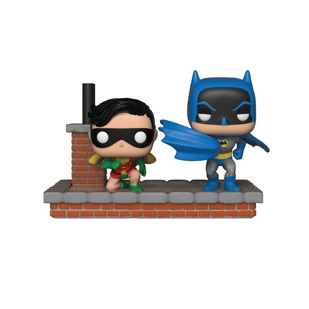 Funko Pop DC Comics Batman 80 anos - Batman e Robin 281