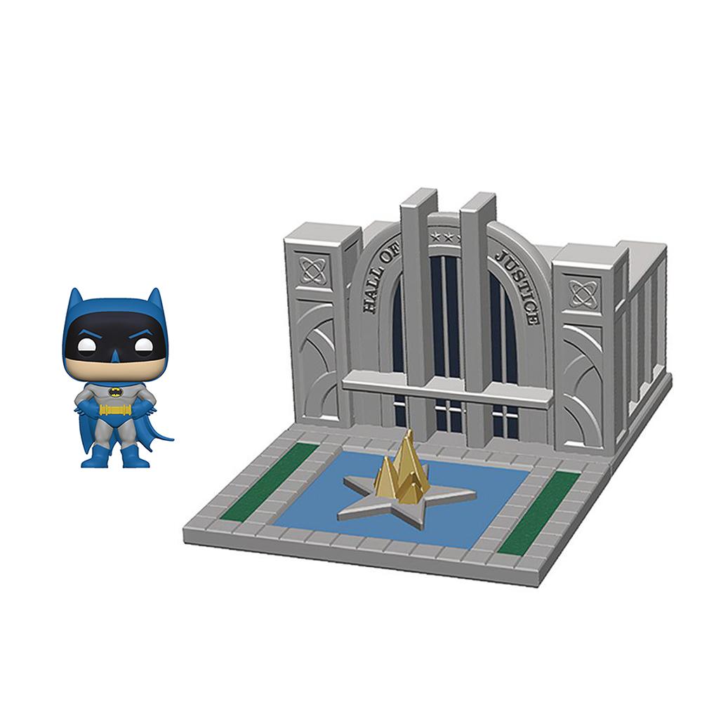 Funko Pop DC Comics Batman 80 anos- Batman Sala da Justiça 09