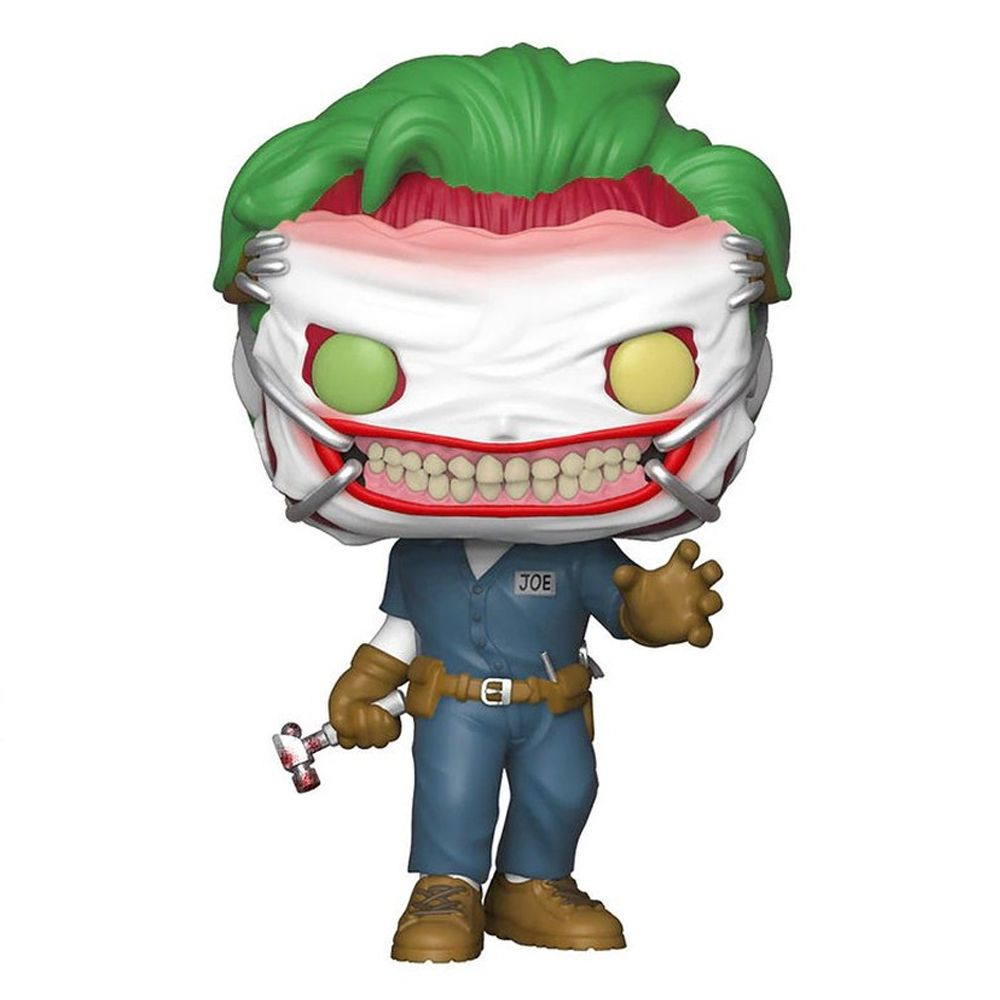 Funko Pop DC Comics - Coringa 273 Exclusivo