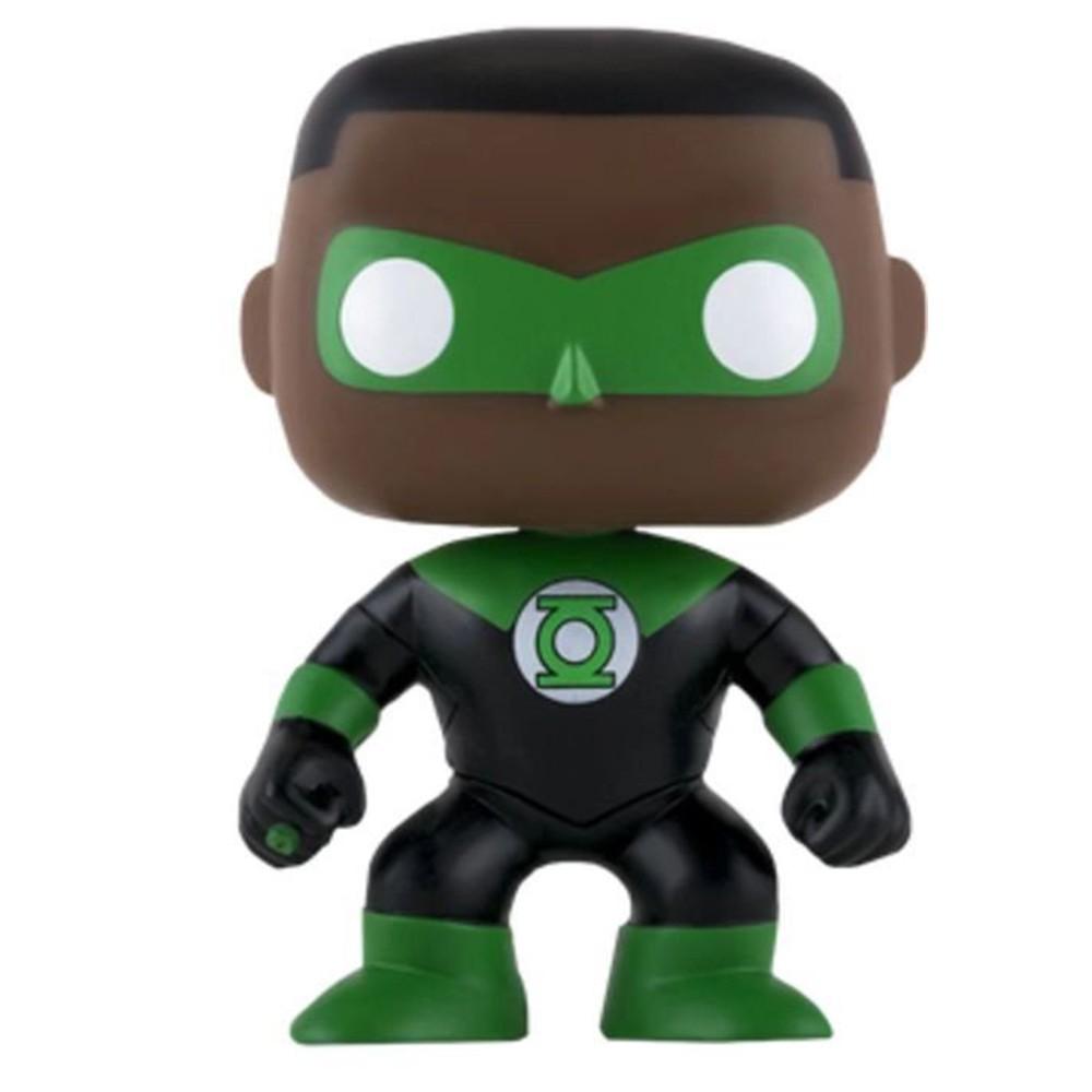 Funko Pop DC Comics Lantera Verde - Lanterna Verde John Stewart Exclusivo 180
