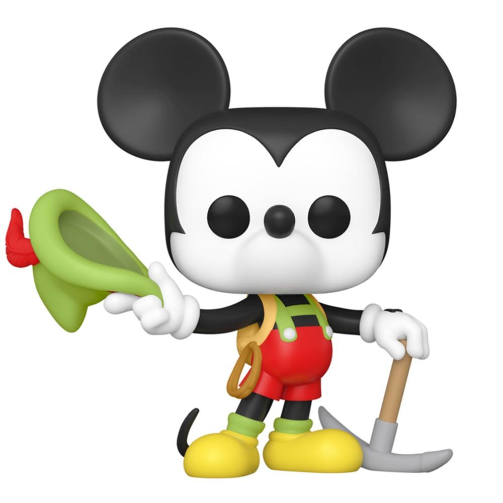 Funko Pop Disney 65 anos -  Mickey Mouse Matterhorn Bobsleds 812
