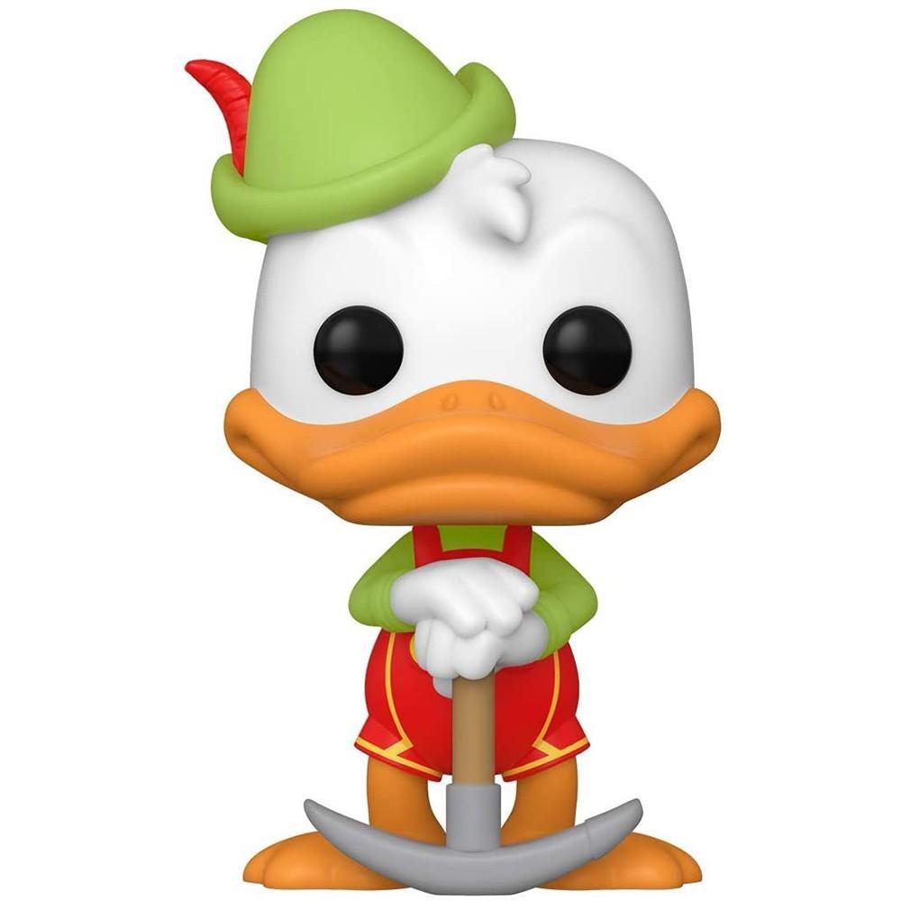 Funko Pop Disney 65 anos - Pato Donald Matterhorn Bobsleds 813