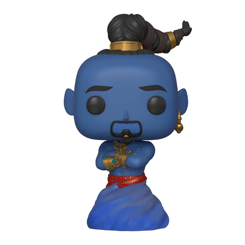 Funko Pop Disney Aladdin - Gênio 539 Live Action