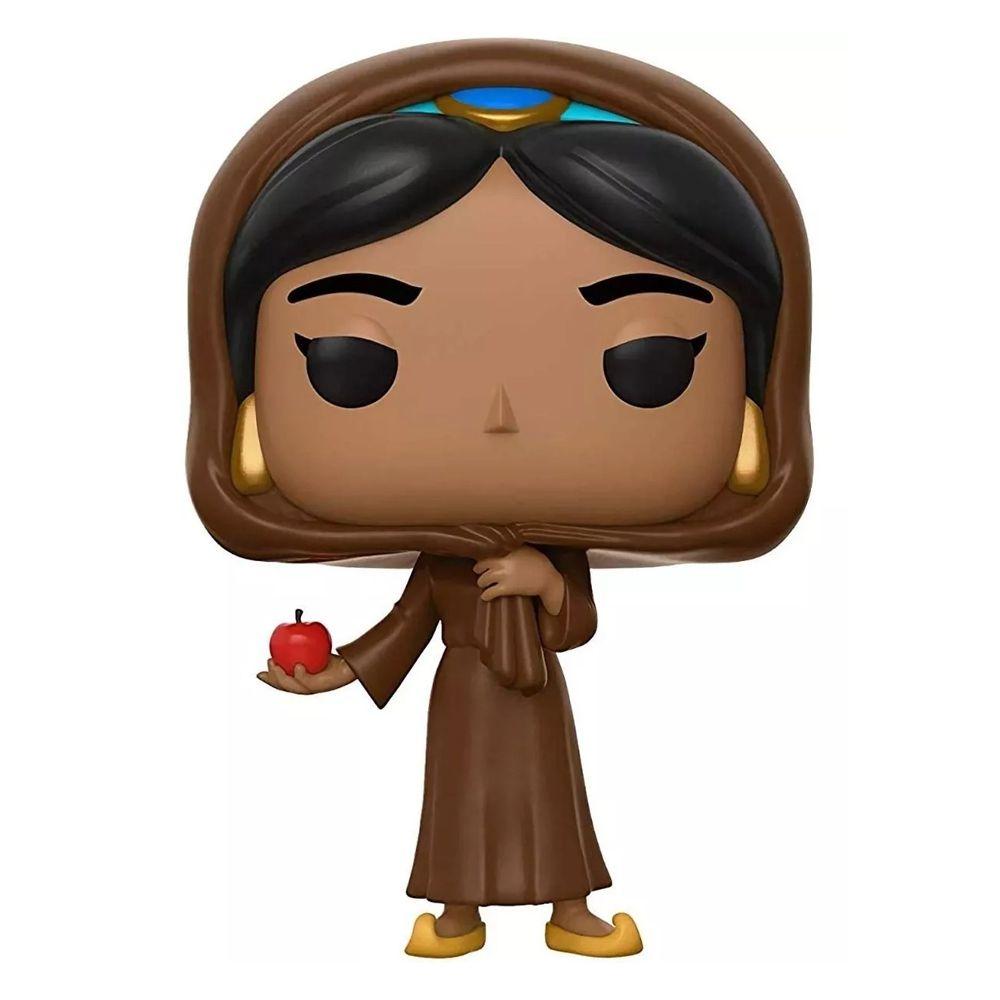 Funko Pop Disney Aladdin Jasmine Exclusivo 477