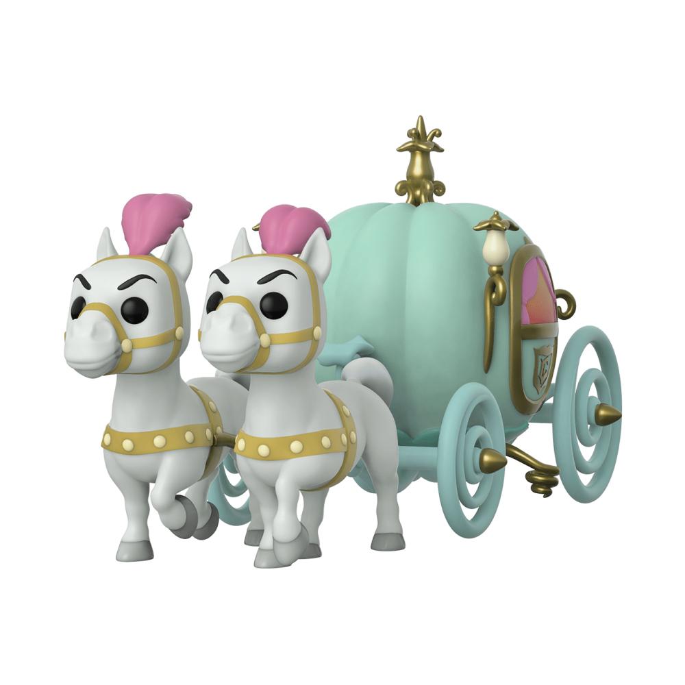 Funko Pop Disney Cinderella - Carruagem da Cinderella 78
