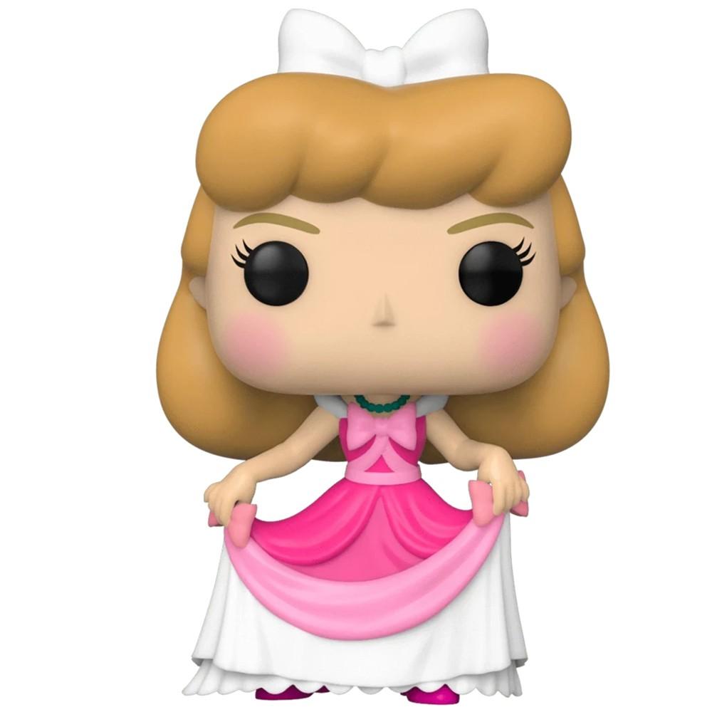 Funko Pop Disney Cinderella - Cinderella com vestido rasgado 738