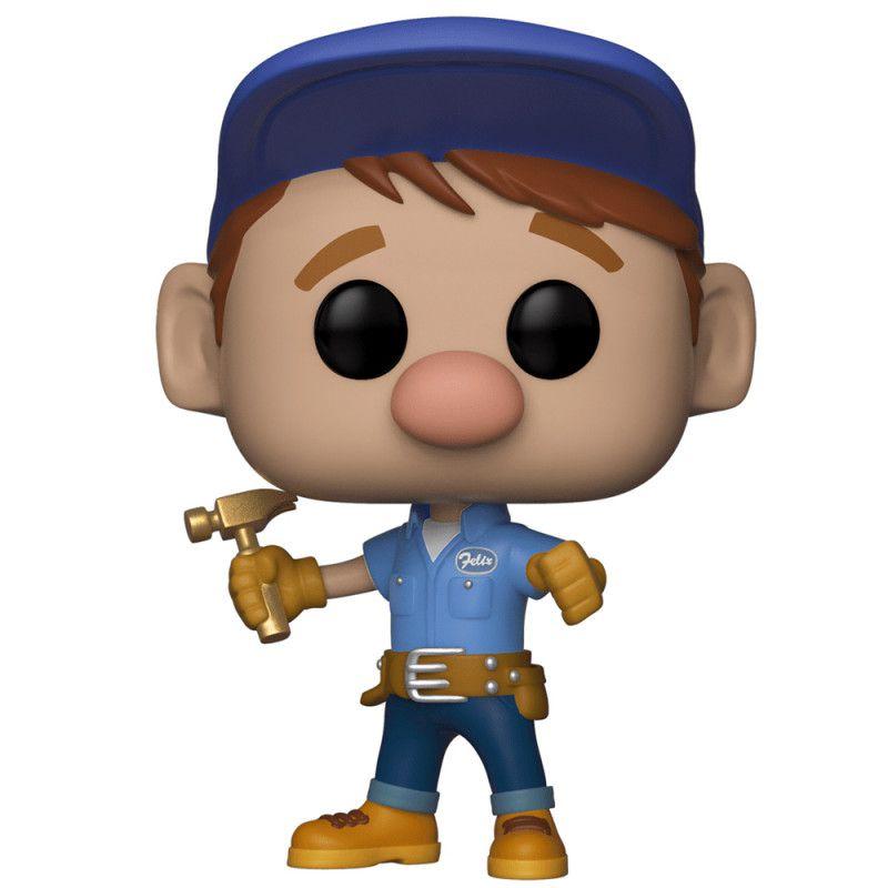 Funko Pop Disney Detona Ralph - Conserta Felix 11