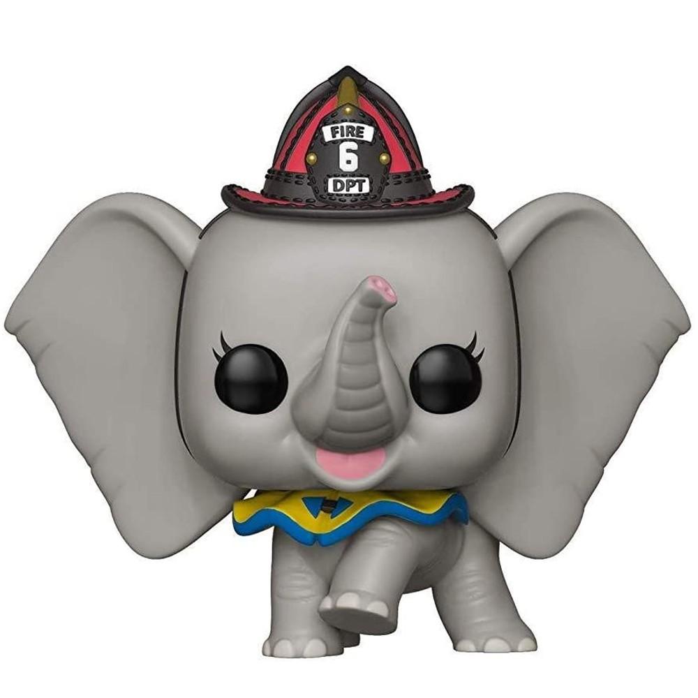 Funko Pop Disney Dumbo 2 Bombeiro - Dumbo 511