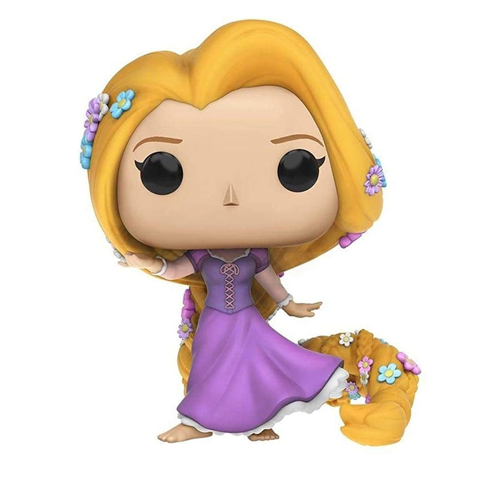 Funko Pop Disney Enrolados - Rapunzel 223 (Caixa Avariada)