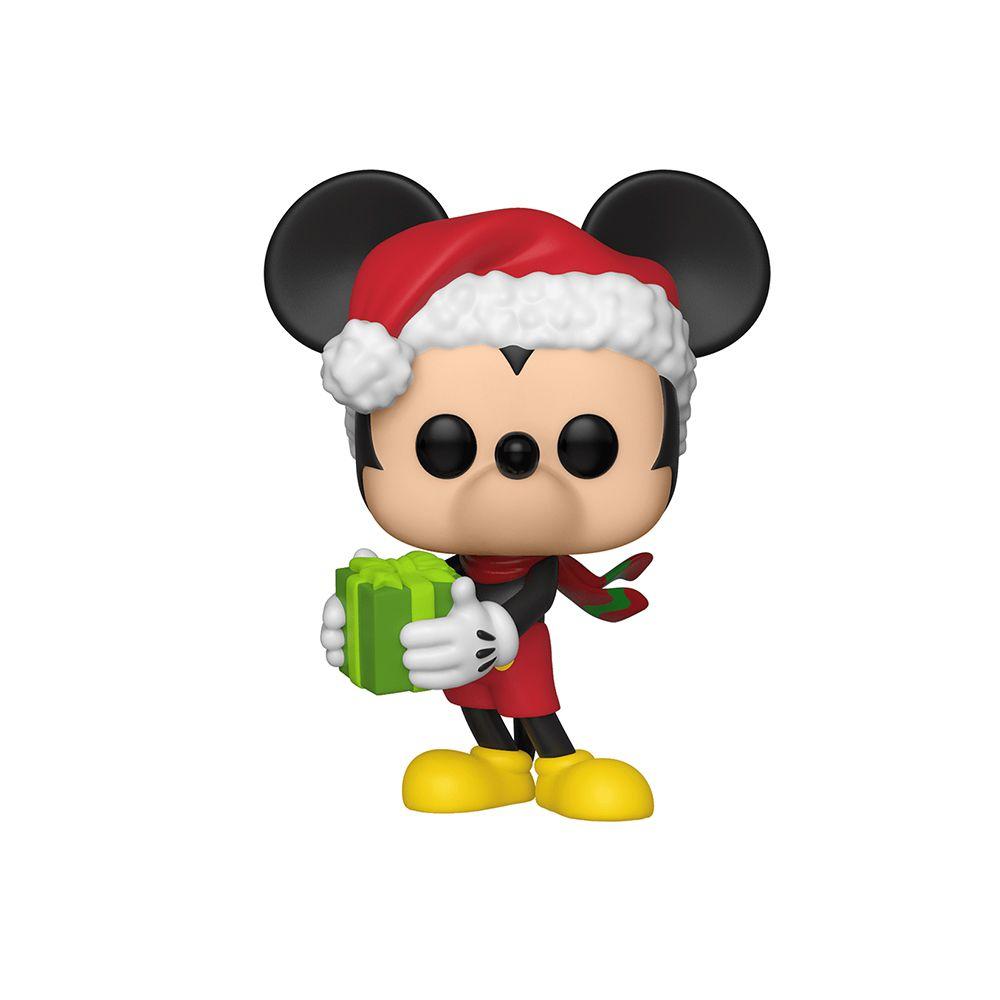 Funko Pop Disney Mickey 90 Anos - Mickey Natalino 455