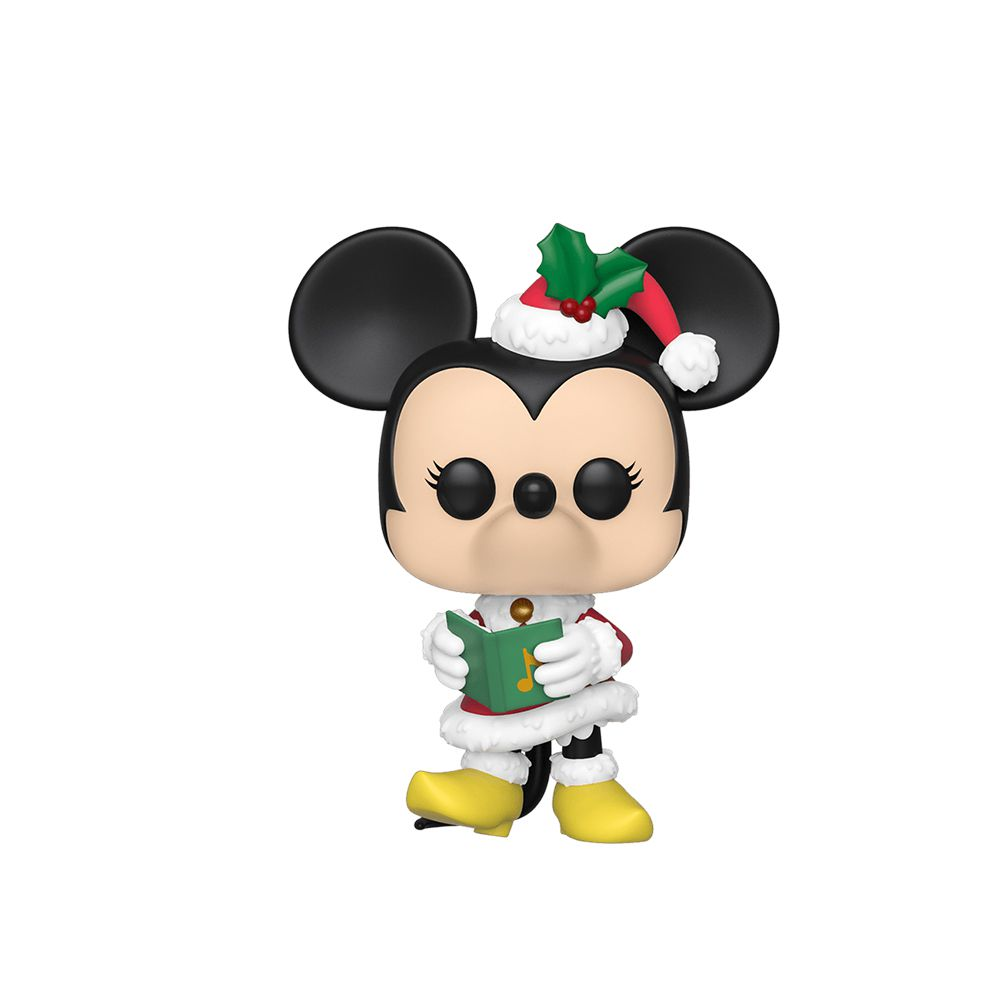 Funko Pop Disney - Minnie Natalina 613