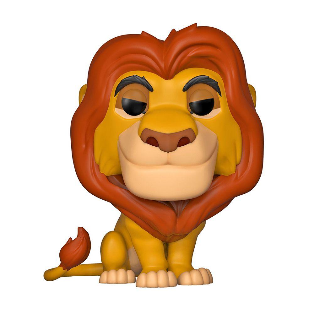 Funko Pop Disney O Rei Leão - Mufasa 495