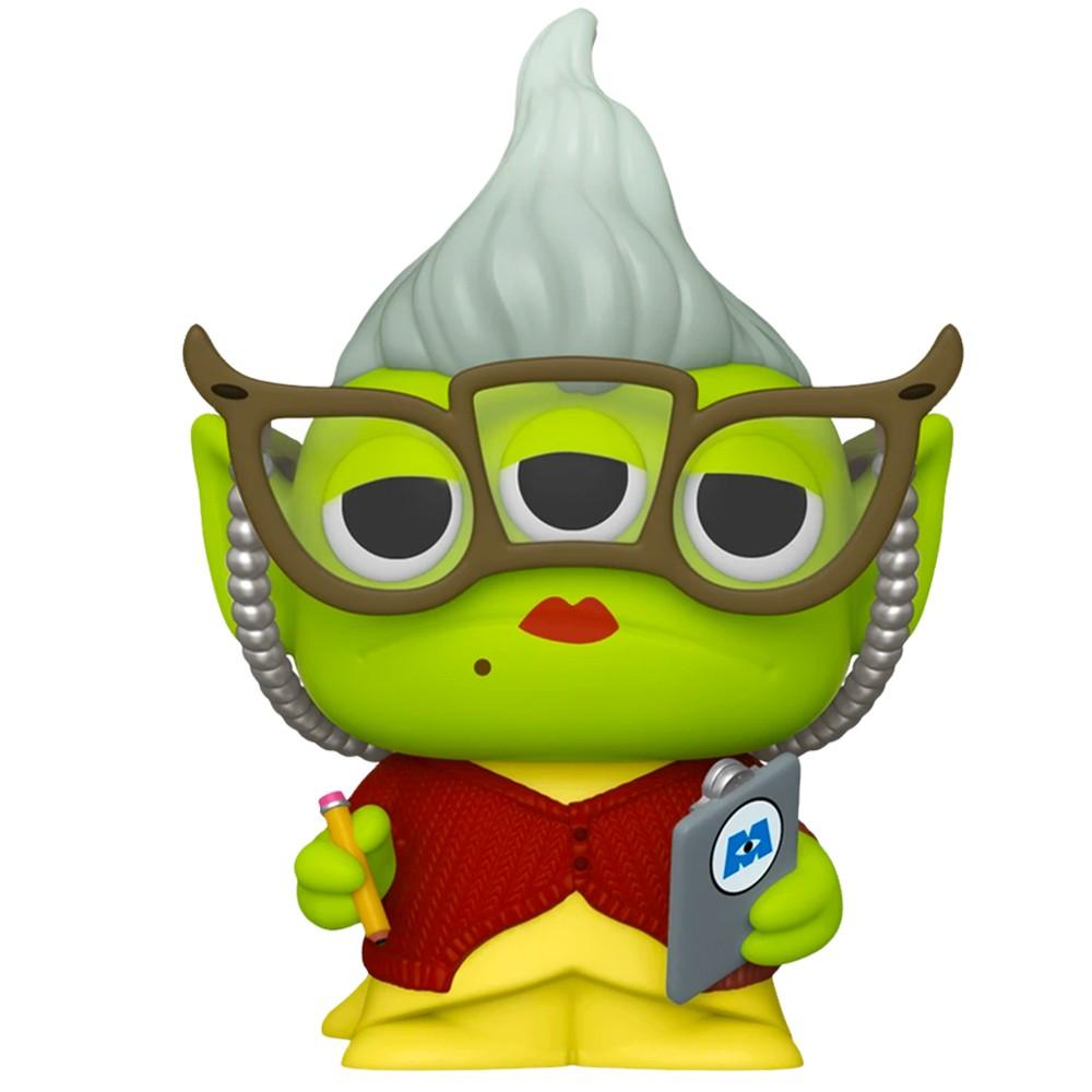 Funko Pop Disney Pixar  Marcianos Remix Monstros S.A - Roz 763