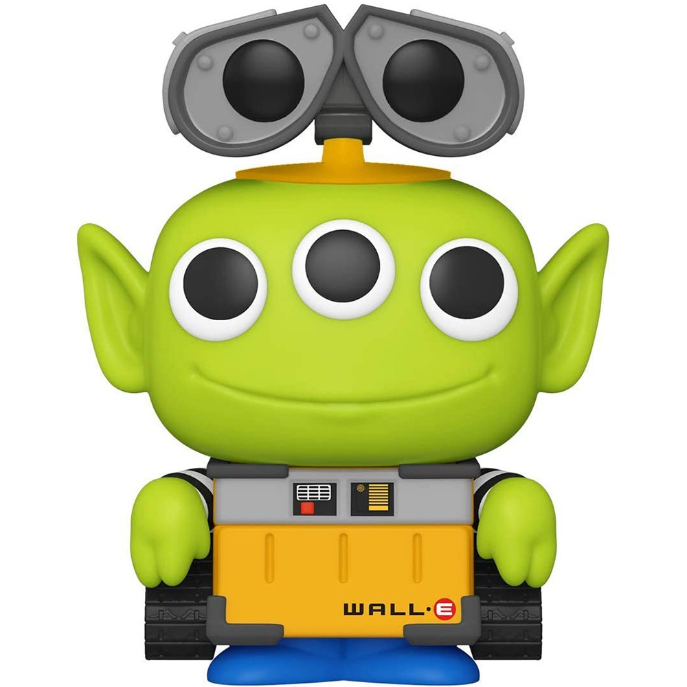 Funko Pop Disney Pixar  Marcianos Remix WALL·E -  WALL·E 760