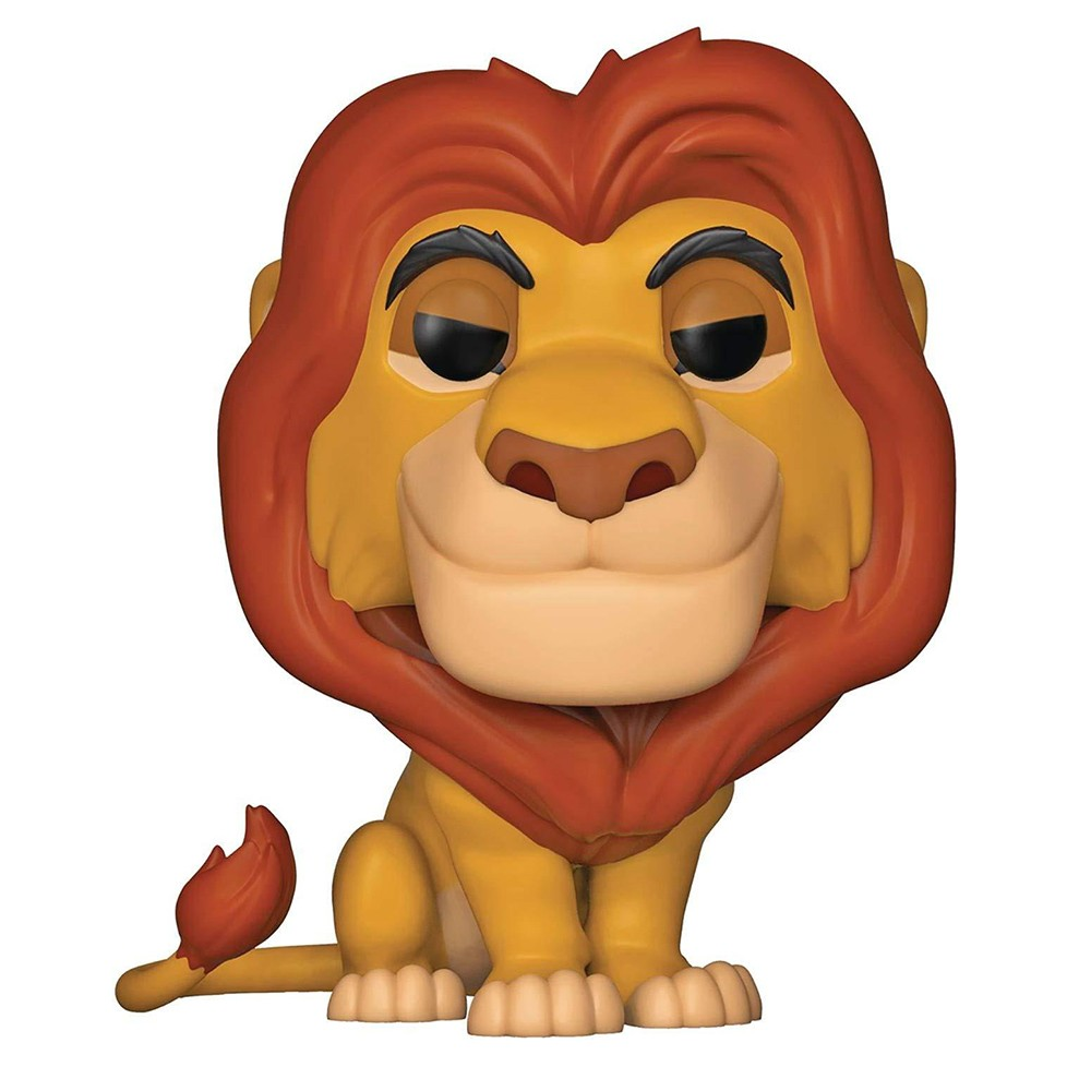 Funko Pop Disney Rei Leão - Mufasa 495 (Caixa Avariada)