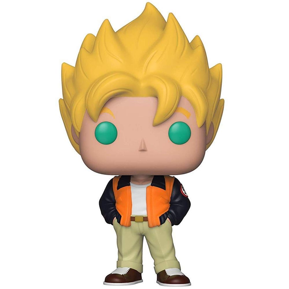 Funko Pop Dragon Ball - Goku Casual 527